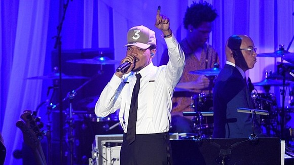 According to the Associated Press, hip hop artist and philanthropist Chance the Rapper has announced he's donating $1 million to ...
