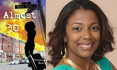 "Baltimore native Victoria Kent has fulfilled her dream of becoming an author by writing and releasing her debut novel, ""Almost ..."