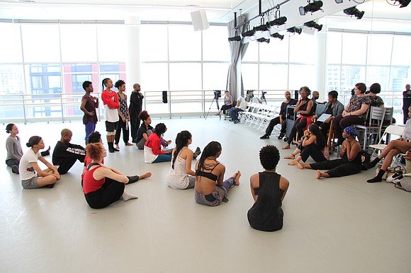 Sixty years in the life of any company is an accomplishment, but in the life of a Black dance company, ...