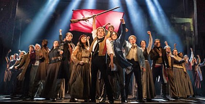 Cameron Mackintosh's acclaimed production of Alain Boublil and Claude-Michel Schönberg's Tony Award-winning musical phenomenon, Les Misérables, is playing at the ...
