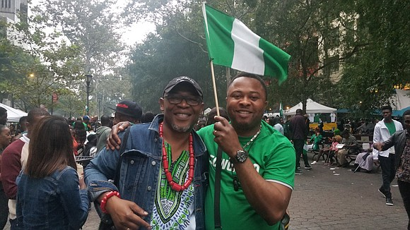 Nigerians, Africans within and outside the continent and the entire diaspora (the Caribbean was well represented) came out Oct. 6, ...