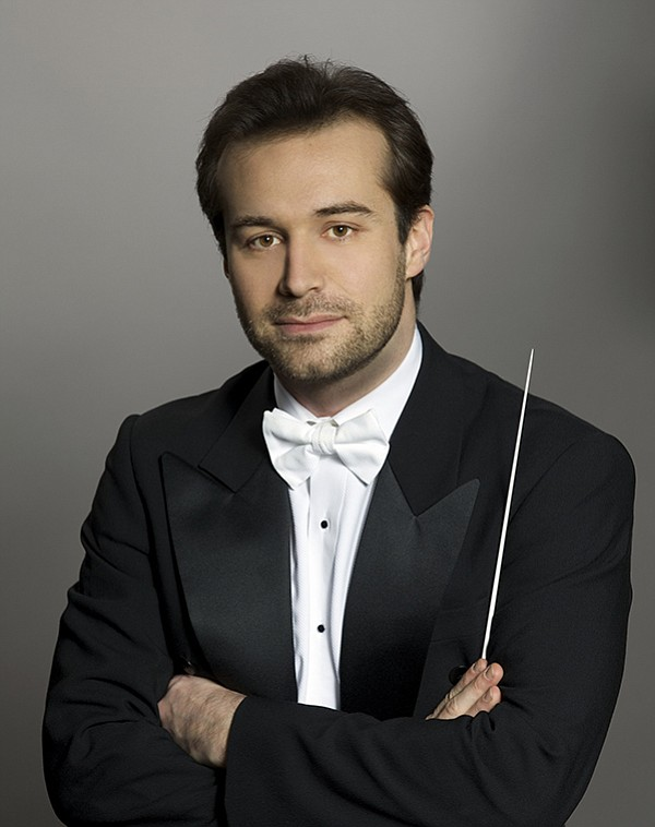 Guest Conductor Fabien Gabel Leads the Houston Symphony in Suites from Two Iconic Film Scores