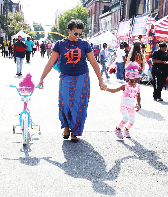 Thousands of people turned out for the music, food, art and history last weekend at the 30th Annual 2nd Street ...