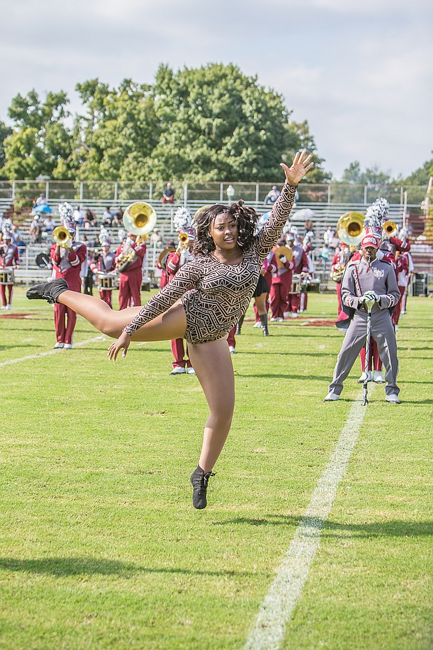 VUU Ambassadors of Sound Marching Band