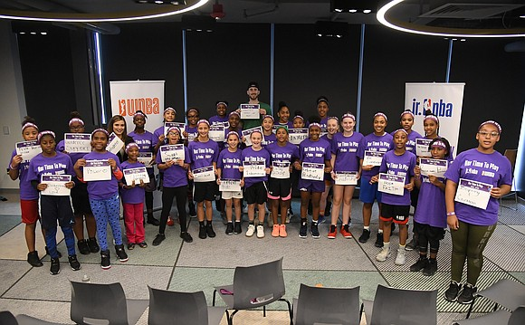Last week was the National Basketball Association's fourth annual Jr. NBA Week. There was a new component, the launch of ...