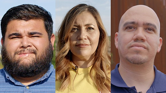 Latino voters are angry at President Donald Trump. But that doesn't mean their anger will carry Democrats into House and ...