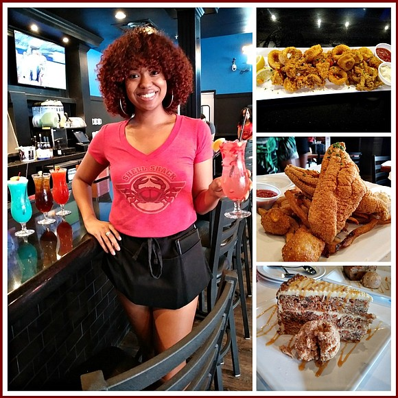 Since July of this year, Houston's Heights has been home to a seafood place that captures all of the flavors ...