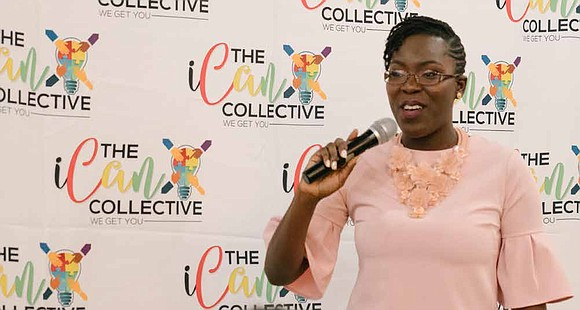 Afenya Montgomery, the founder of the iCAN Collective, will hosts the 2018 #GoalGetHer Conference on Nov. 16 to 17 at ...
