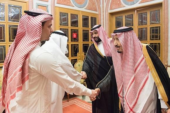 "Saudi Crown Prince Mohammed bin Salman has described the killing of Jamal Khashoggi as a ""heinous"" crime, in his first ..."