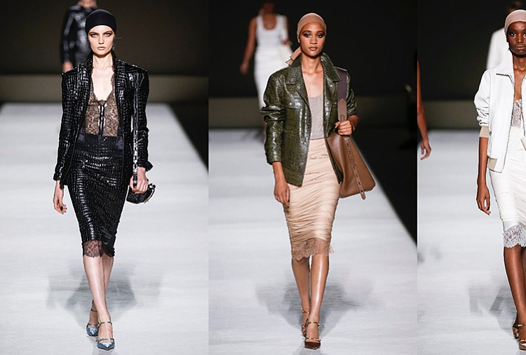 Ford S Movie Star Glamour On The Spring Summer 2019 Runway New York Amsterdam News The New Black View
