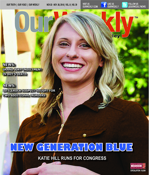 Homeless housing expert Katie Hill built a non-profit organization, family and career in..