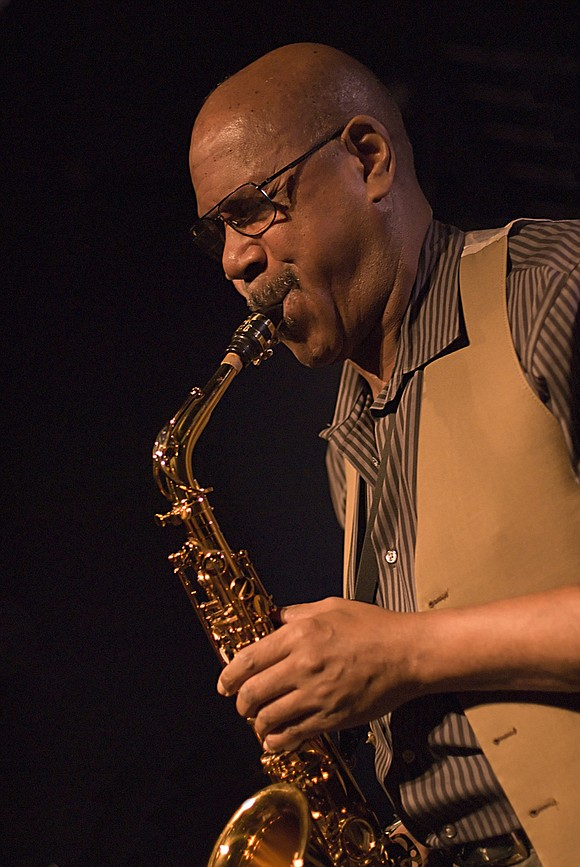 Sonny Fortune, who played alto saxophone like an erupting volcano, with a flute sound reminiscent of a mysterious night covered ...