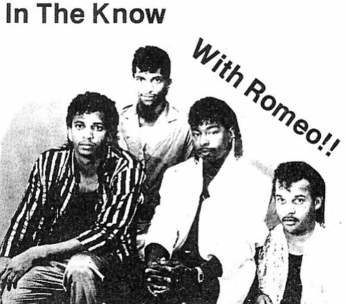 In The Know With Romeo!! Promotional photo.