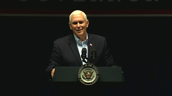 "Vice President Mike Pence on Tuesday misleadingly claimed that nearly 4,000 ""known or suspected terrorists"" were caught trying to enter ..."