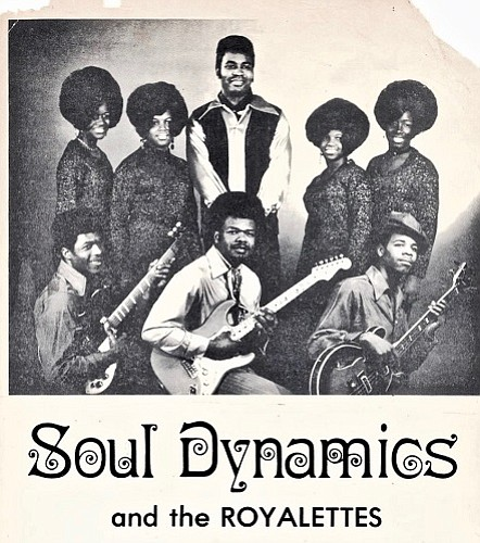 Soul Dynamics and the Royalettes Promo ,1966.