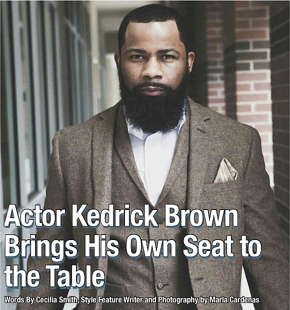 Two years ago actor Kedrick Brown was steadily carving out a name for himself, delivering a string of impressive performances ...