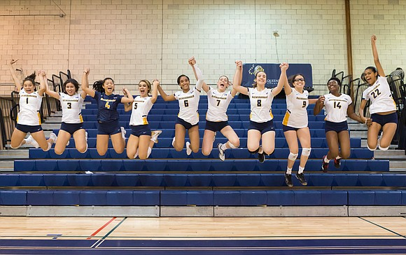 It's been a winning season for Queensborough Community College volleyball. On Oct. 22, the Lady Tigers won the CUNYAC Community ...
