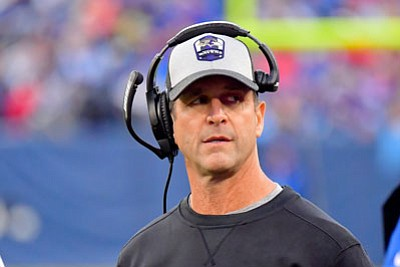 After compiling a 95 - 66 career record since taking over as the Baltimore Ravens head coach in 2008, John ...