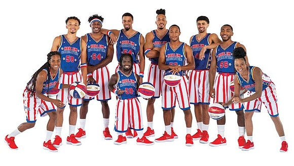 The world-famous Harlem Globetrotters, who are preparing to enter their 93rd season of entertaining fans around the world, today unveiled ...