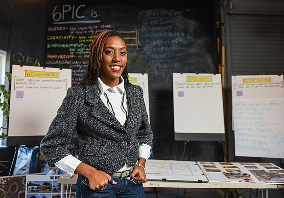 Six Points Innovation Center in Highland Park builds young people into urban leaders and empowers them to build the city, ...