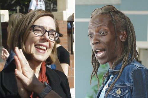 Results from Tuesday's November General Election in Oregon brought big wins for progressive causes and candidates