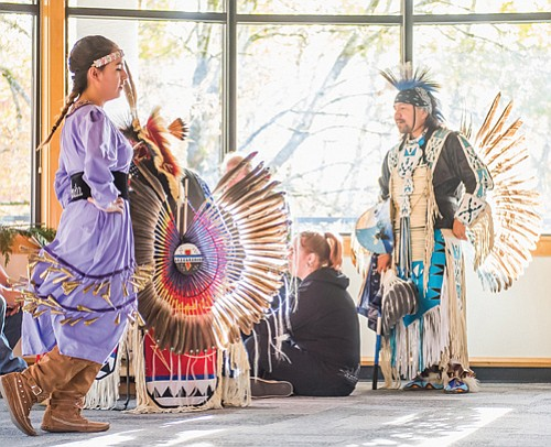 You're invited to observe Native America Heritage month when a free celebration and native craft holiday marketplace is hosted Saturday, ...