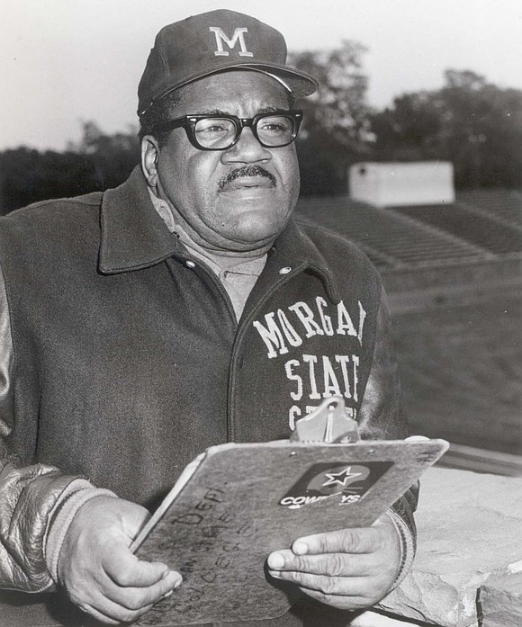 The late Earl Banks, who coached Willie Lanier at Morgan State University, has been named Trailblazer of the Year by ...