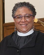 Rev. Phoebe A. Roaf