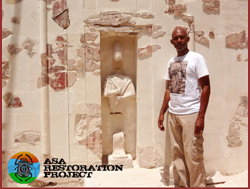 "Washington DC's own, Anthony ""Tony"" Browder makes history as the first African American to lead and fund an archeological excavation ..."