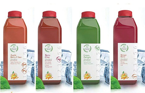 Just in time for the busiest shopping season of the year, J.I.V.E. Juice is now available..