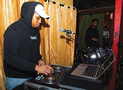DJ Jourdan Taylor