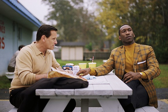 "The subject that is explored in the new film ""Green Book"" (which is the Green Book) is registering as a ..."