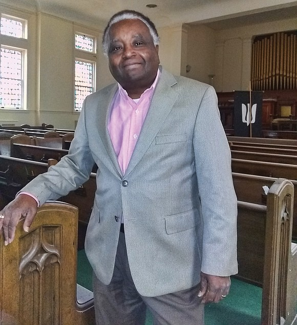 """John S. """"Johnny"""" Walker is on a mission to save All Souls Presbyterian Church as a center of faith and ..."""