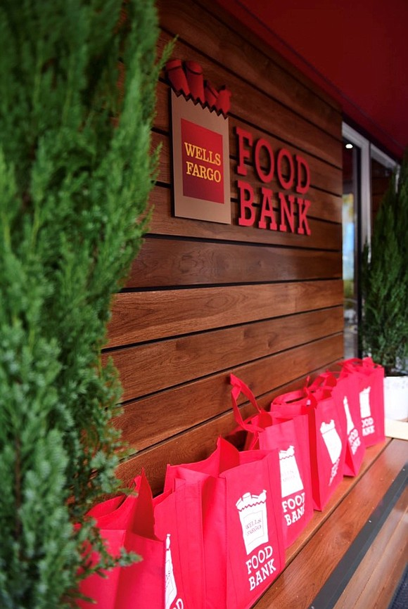 Wells Fargo and Feeding America are joining together to fight hunger this holiday season. Wells Fargo is hosting a holiday ...
