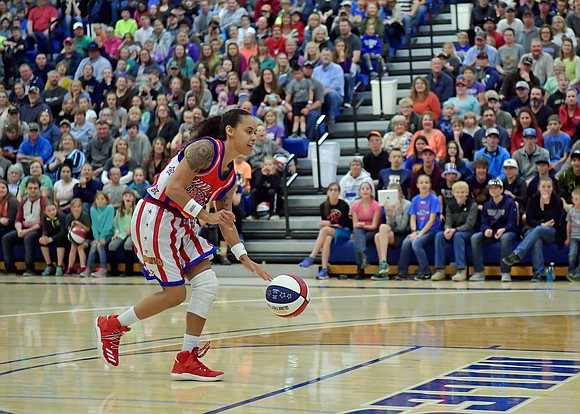 Briana Green always appreciated basketball players with flashy moves, such as Allen Iverson and Kobe Bryant. Although she definitely spent ...