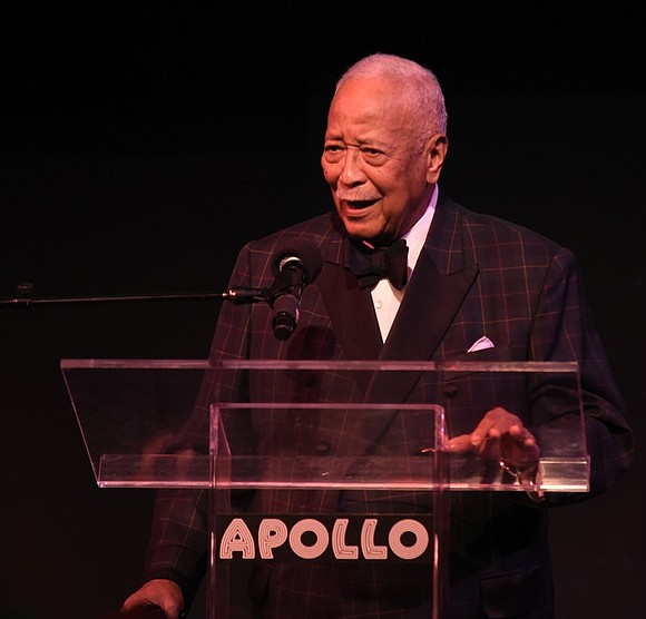 The National Black Caucus of State Legislators recognized and honored the esteemed Mayor David Dinkins with the Living Legend Award ...