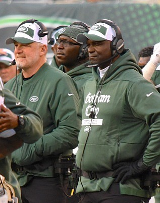 The New York Jets didn't just lose to the Tennessee Titans Sunday 26-22, accumulating 11 game penalties resulting in 96 ...