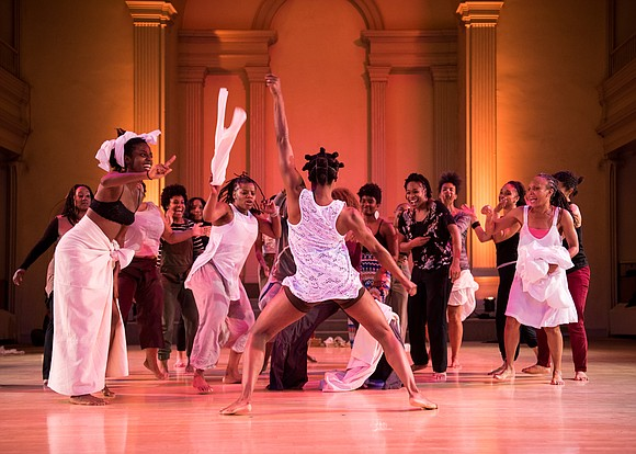 December is packed with rewarding performances, beginning with the award-winning womyn of the Skeleton Architecture collective at Danspace Project, Dec. ...