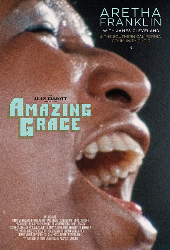 """Amazing Grace"" will give you chills. The right kind. The kind of chills that circle your soul to comfort and ..."