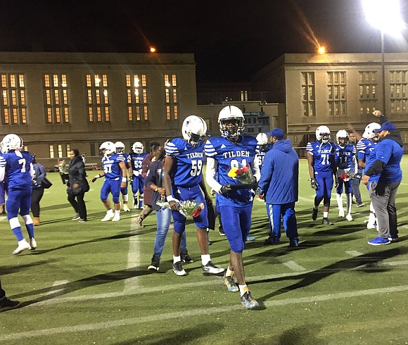 When Sandra Broome's 14-year-old son joined the Blue Devils, a high school varsity football team in 2010, her teen, who ...