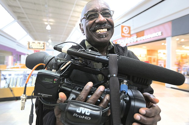 Willie Redd retires from WWBT-NBC12 after 46 years with numerous awards and a passel of memories.