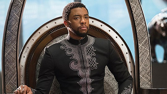 """Black Panther"" and ""Black-ish"" were the big winners in..."