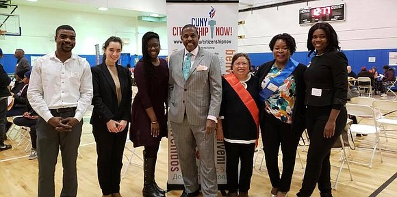 Last Saturday, Sen. Kevin Parker and the City University of New York collaborated at the Flatbush YMCA on their annual ...