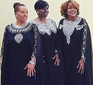 "Baltimore's own, renowned gospel recording artists, ""Serenity"" headlines Ursula Battle Musical Production ""A Christmas Miracle"" on Saturday, December 15 and Sunday, December 16 at One God One Thought Center at 3605 Coronado Road in Windsor Mill, Maryland. For more information, call 443-531-4787."