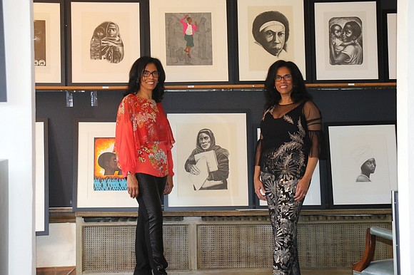 The identical twin sisters started out as collectors themselves, finding a way to purchase art by people of color on ...
