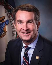 Gov. Ralph S. Northam