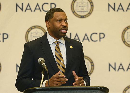 The NAACP strongly commends U.S. House of Representatives' passage of...