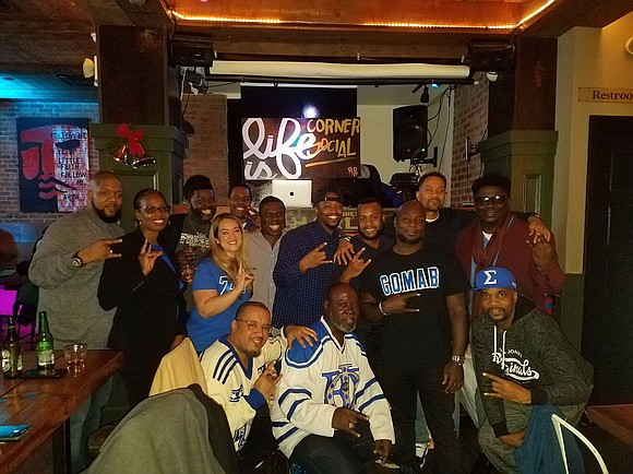 The Epsilon Sigma chapter of Phi Beta Sigma Fraternity, Inc. in Harlem recently hosted a brunch and day party to ...