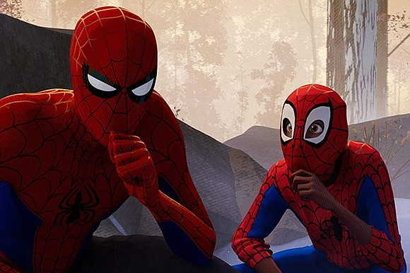 """""""Spider-Man: Into the Spider-Verse"""" is a brilliant reboot of a now-beyond classic character from the Marvel universe."""