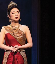 """DeAnna Choi of Portland stars as Lady Thiang in the 'The King and I."""" The award-winning production from the Lincoln Center Theater in New York makes its Portland debut, Tuesday, Jan. 8 and continues with shows through Sunday, Jan. 13."""